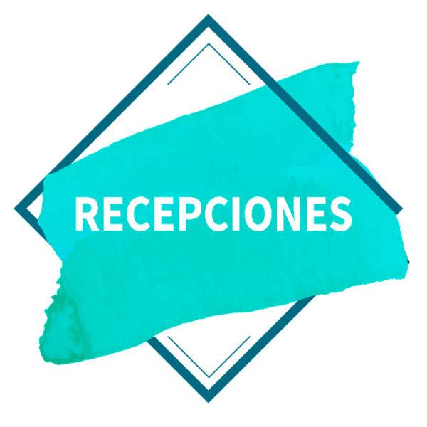 RECEPCIONES